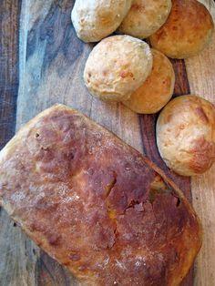 Cheddar-Asiago Potato Bread