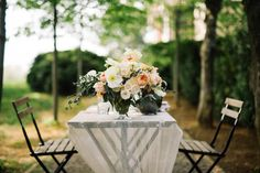 English Garden Bridal Inspiration | Lauren Love Photography | Bridal Musings Wedding Blog 18