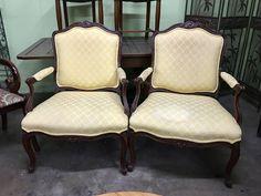 Pair of Schoonbeck Chairs   Dealer #3701  $325  Lucas Street Antiques Mall 2023 Lucas Dr.  Dallas, TX 75219