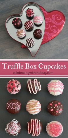 Valentine Cupcakes That Will Wow Your Loved Ones!