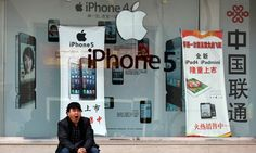 Workers' rights 'flouted' at Apple iPhone factory in China