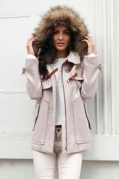 Pre Order - Moving To Moscow Coat — Light & Beauty xoxo Madison Square, Moscow, Coats For Women, Cool Style, Jackets, Clothes, Beauty, Collection, Fashion