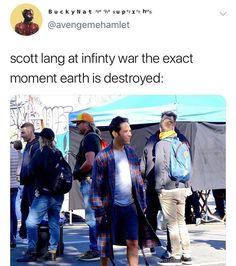 #marvel #mcu #avengers #antman #scottlang #infinitywar