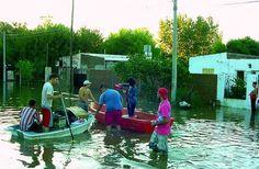 Ministerio de Desarrollo Social: coordinación de ayuda solidaria a evacuados y damnificados