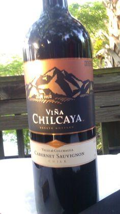 Vina Chilcaya- Cabernet