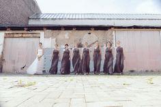 Hochzeit Alte Tuchfabrik Euskirchen Hochzeit im Industriestil Industriehochzeit Hochzeitsfotograf Köln NRW Brautjungfern