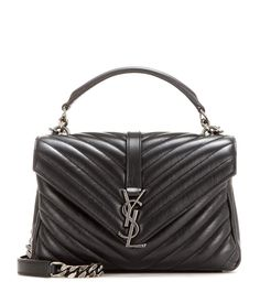 Saint Laurent Classic Monogram quilted leather shoulder bag € 1.690