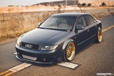 Audi a4... I want it!