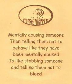 For men who abuse th