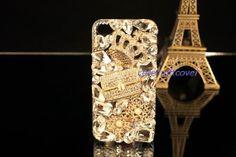 samsung galaxy s4 case swarovski crytals handbag crown unique iPhone case iPhone…