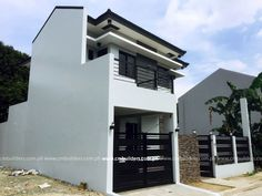 Home Builders, General Contractors, House Designs Philippines Filipino Architecture, Construction Contractors, Modern Contemporary Homes, Home Design Plans, Modern House Design, Home Builders, Exterior Design, Zen 2, Mansions