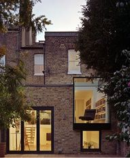 This looks like a truly good productprivate residence, london/coup de ville architects