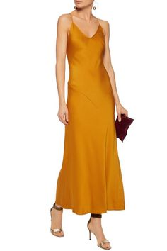Satin-crepe maxi dress   MARISSA WEBB   Sale up to 70% off   THE OUTNET