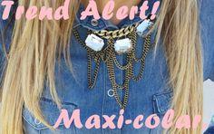 Boa noite amouris! Já tem post da Camila do blog Estilo a qualquer custo by Camila C. de Melo, nossa colaboradora no Blog.   Trend Alert | Maxi colar. Vem conferir!!  http://blogdajeu.com.br/trend-alert-maxi-colar/  #fashionblogger #vidadeblogueira #colaboradora #trendalert #maxicolar #estiloaqualquercusto