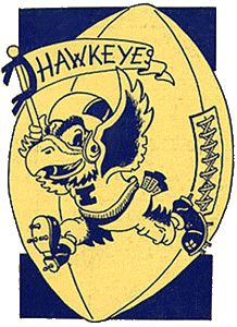Iowa Hawkeyes Logo - love this! wouldn't mind doing an acrylic piece for ty's mom someday! Iowa Hawkeye Football, Iowa Hawkeyes, Hawk Logo, Sports Logo, Cubs, Illinois, Team Logo, History, Canvas