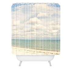 Beautiful Bree Madden Dream Beach Shower Curtain