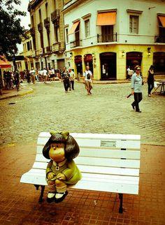 Street Art (Mafalda)