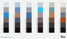 Every Star Wars movie, according to its colors