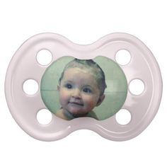 One Photo Instagram Pacifier.  $14.95 Customize this pacifier by replacing the existing instagram photos with your own. Available in White, Pink and Blue.
