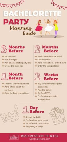 bachelorette party ideas Find wedding entertainment infographics to amuse every guest here! From bachelorette party planning to quests and table games - we've got you covered! Bachlorette Party, Bachelorette Party Decorations, Bachelorette Weekend, Bachelorette Parties, Bachelorette Party Checklist, Bachelorette Drinking Games, Bridal Party Games, Hen Party Decorations, Party Themes