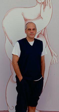 Mauro Balletti - portrait 2011