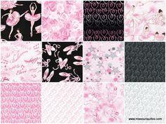 "Tiny Dancer 10"" Squares - Maria Kalinowski - Kanvas Studios — Missouri Star Quilt Co."