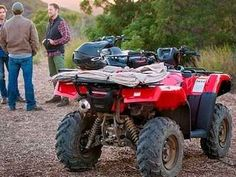 New 2017 Honda FOURTRAX FOREMAN RUBICON 4X4 DCT ATVs For Sale in Tennessee. Because a good ride can last all day long.It doesn't matter whether we're talking about architecture, transportation, clothing, food or music: the real greats stand the test of time. And when you're talking about all-terrain vehicles, that test means two things: how many hours a day you want to ride, and how long your ATV lasts.The Honda FourTrax Foreman Rubicon knocks it out of the park on both counts. It's a…