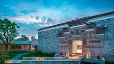 Ancient village saved by Chinese philanthropist opens as Shanghai resort