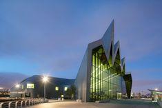 Glasgow Riverside Museum of Transport / Zaha Hadid Architects