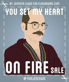 Arrested Development Valentine's Day Cards (I love them all)