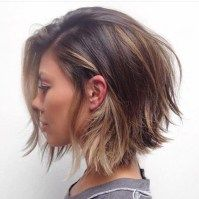 Stunning Shaggy Bob Hairstyles Ideas For Women 09
