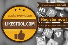 #Best social media exchange website# likestool.com #