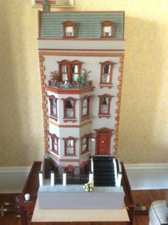 Beautiful Vintage Dolls House and Furniture | eBay