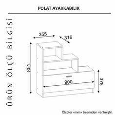 Detayları Göster House Line Polat Ayakkabılık - Teak / Beyaz