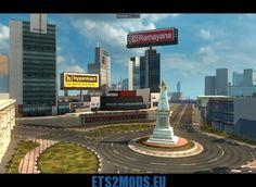 Map Sumatra v1.3 1.18 - ETS2MODS.EU - Euro Truck Simulator 2 Mods
