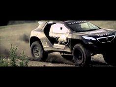 ▶ Meet the Peugeot 2008 DKR: A bold technical gamble