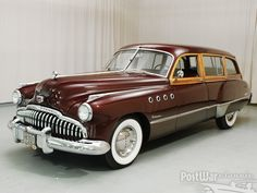 Buick Roadmaster Woodie 1949 for sale