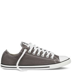 cd700fe7bf6d15 Chuck Taylor All Star Lean Charcoal Black Sneakers