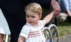 Prince George will start next month at Montessori nursery