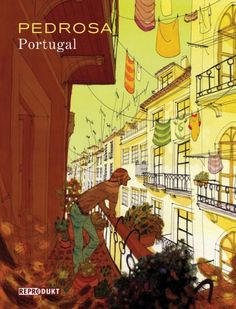 On my wishlist too: Cyrils Pedrosa's »Portugal«