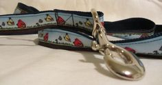 Angry Birds Leash by HandmadeInTheHammer on Etsy, $20.00