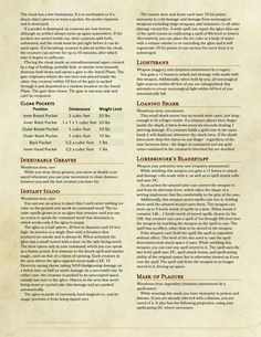 54 Best D&D Magic Items: Stuff for the Murder Hobos images