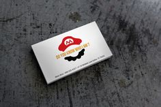 Funny Buisness Cards. Design by Vitor Bonates