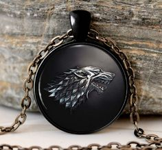 Dire Wolf Necklace