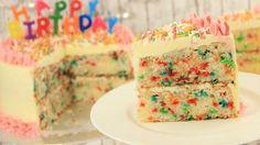 Confetti Cake, ein beliebtes Rezept aus der Kategorie USA & Kanada. Bewertungen: 6. Durchschnitt: Ø 4,3.