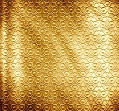 Скачать обои pattern, текстура, фон, металл, узор, золото, golden, раздел текстуры в разрешении 5250x4940
