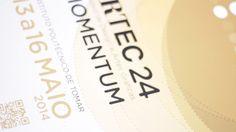 Produção dos cartazes do ARTEC24  |  Print production of the ARTEC24 posters