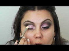 Video tutorial of a look I created using MAC Vera Collection Strawberry Patch Pigments http://namaste-beauty.com/tutorials/mac-strawberry-patch-pigments-makeup-tutorial-vera-collection