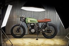 Honda CB360 by Purebreed Cycles