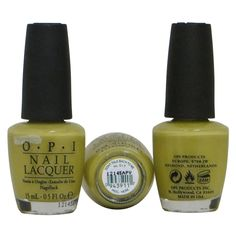 I'm learning all about OPI Germany Collection Nail Lacquer Don't Talk Bach To Me at @Influenster!